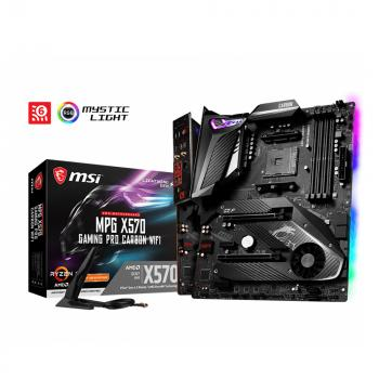 MAINBOARD MSI MPG X570 GAMING PRO CARBON WIFI